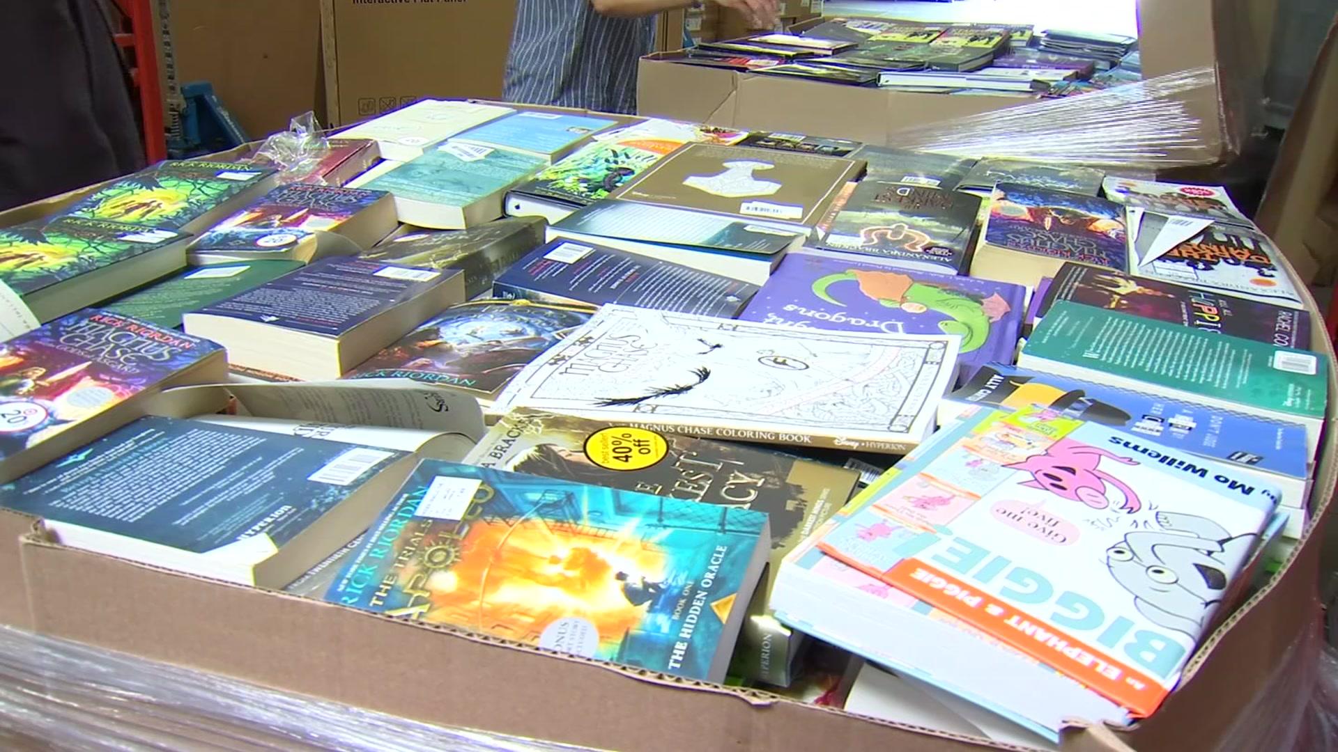 Orange County Library Quarantines Books to Prevent COVID-19 Spread