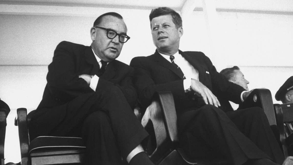 JFK Docs Tied to Ex-California Governors Sold at Auction – NBC Los Angeles