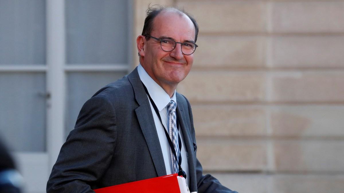 Reopening Strategist Castex Named New French Prime Minister 1