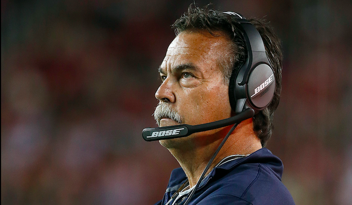 Jeff Fisher Reacts After Shutout Loss