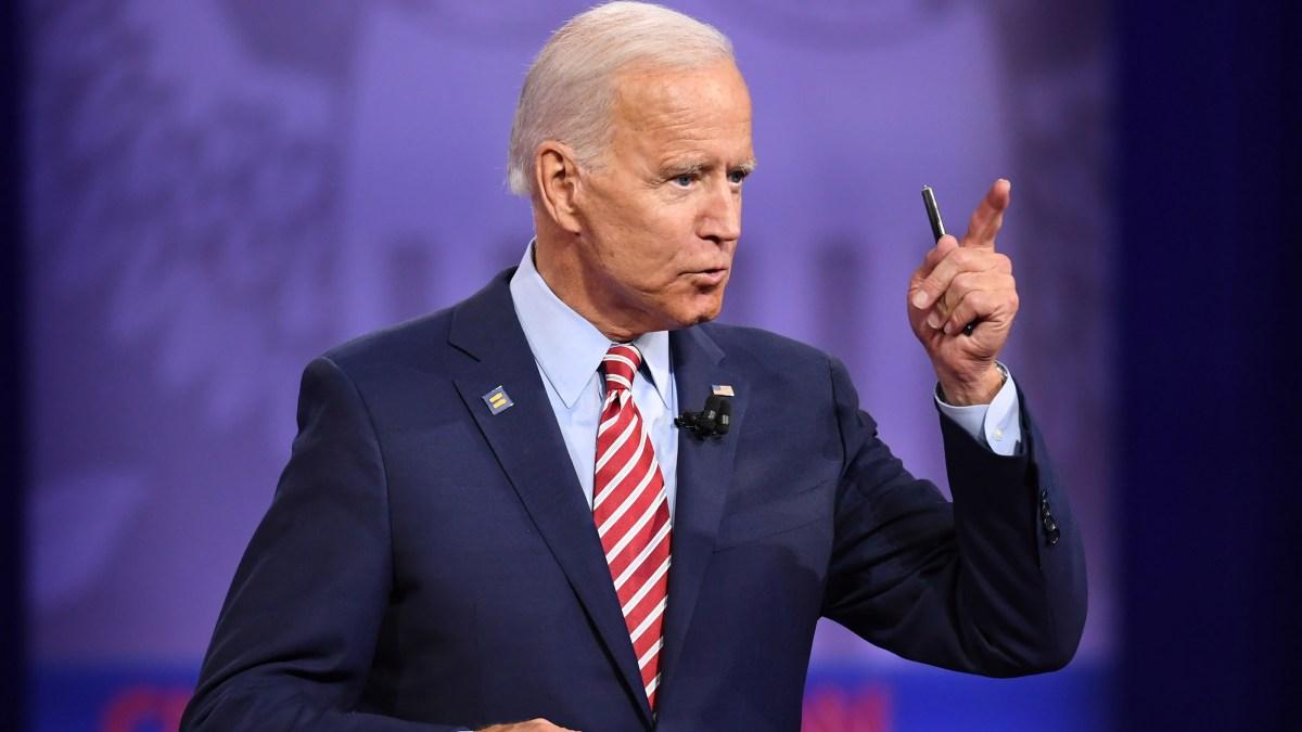 Joe Biden Returns to SoCal, Picking Up Endorsement From LA Mayor 1