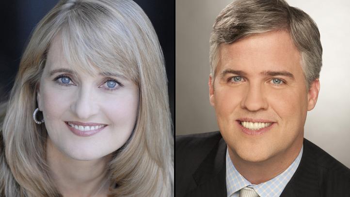 John Wallace and Valari Dobson Staab