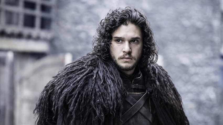 Jon Snow Kit Harington Game of Thrones HBO Press