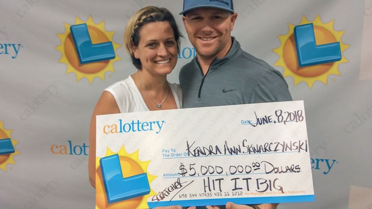 'Flipping Out And Crying': Orange County Couple Wins $5