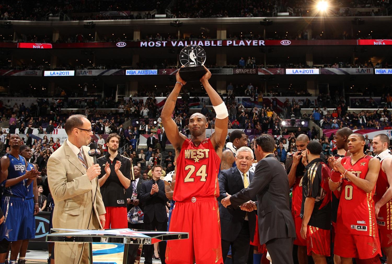 NBA All-Star Game MVPs | NBA.com