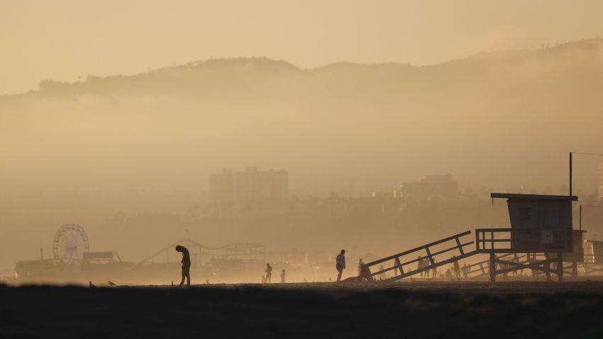 Beach file photo