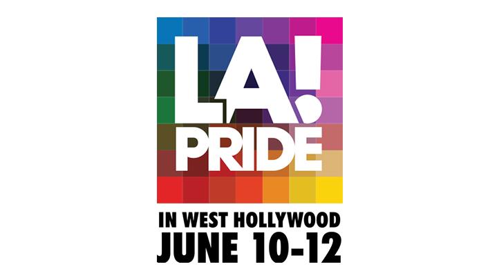 LA Pride Logo 2016