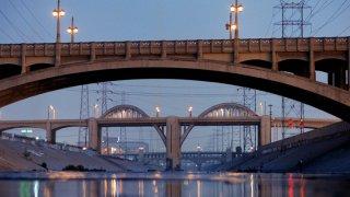 LA River Bridge [genericsla]