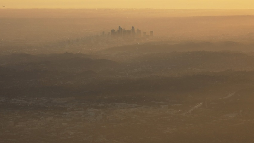 Los-Angeles-Air-Quality-November-2019