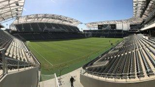 LAFC - Banc of California Stadium