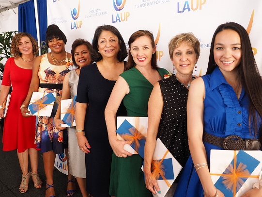 LAUP Teacher of the Year Awards