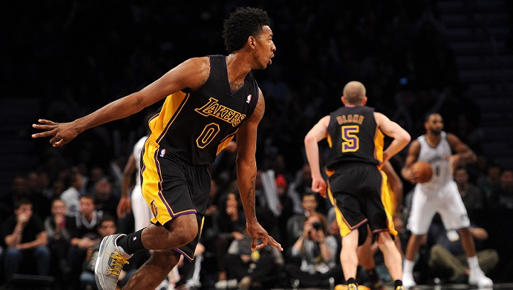 Lakers Back On, Nets on Friday - NBC Los Angeles
