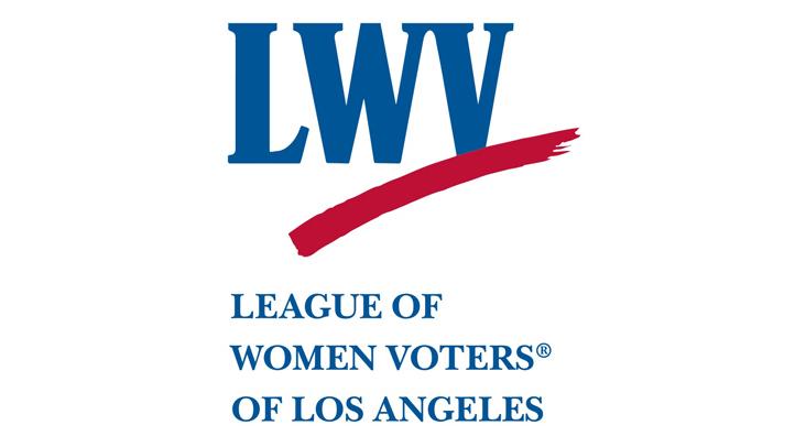 League of Women Voters LA Logo722x406