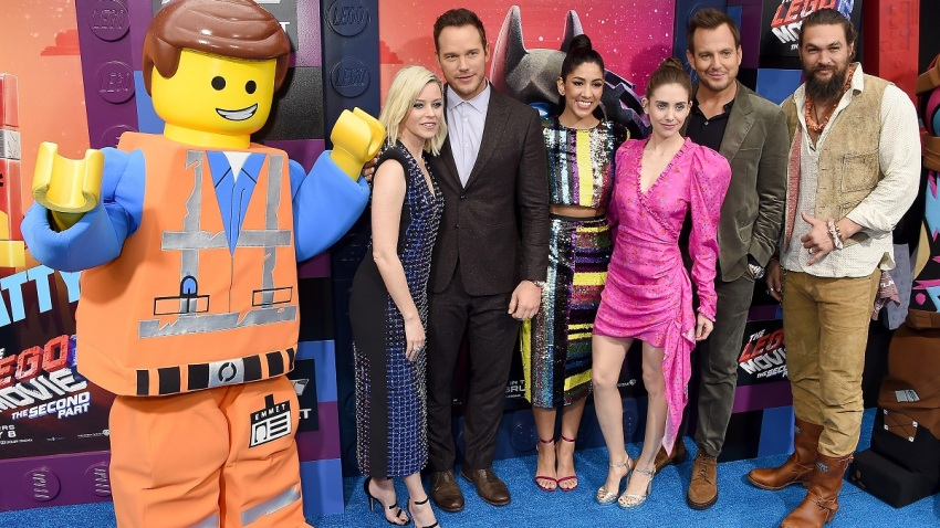 Lego Movie 2 Tops Box Office