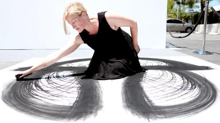 Live Artist - Heather Hansenvaw