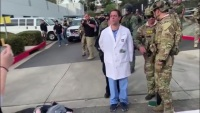 Doctors End Protest to Demand Flu Vaccines for Migrants
