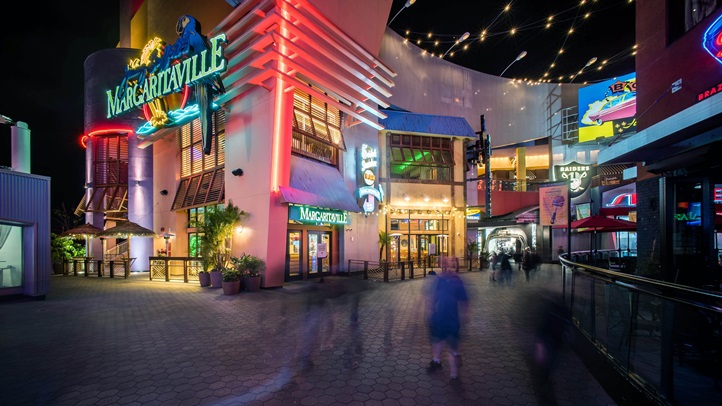Margaritaville at Universal CityWalk