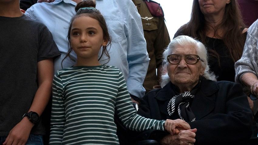 Israel Holocaust Reunion