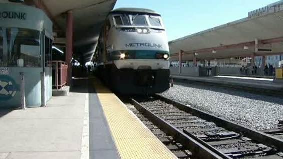 Metrolink express trains