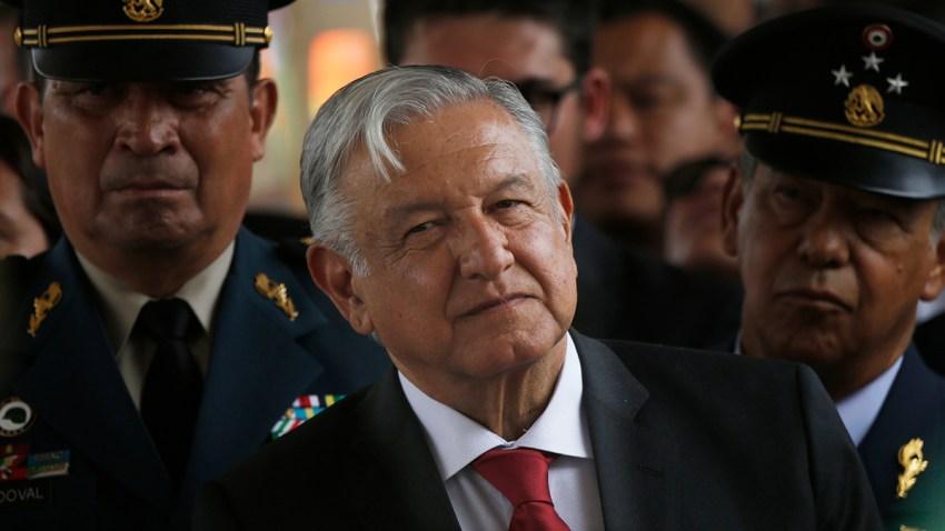 Mexico US Aid
