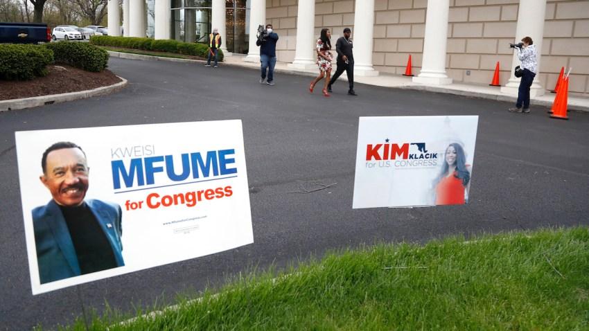 Ex-NAACP Leader Kweisi Mfume Wins Maryland Seat in Congress 1