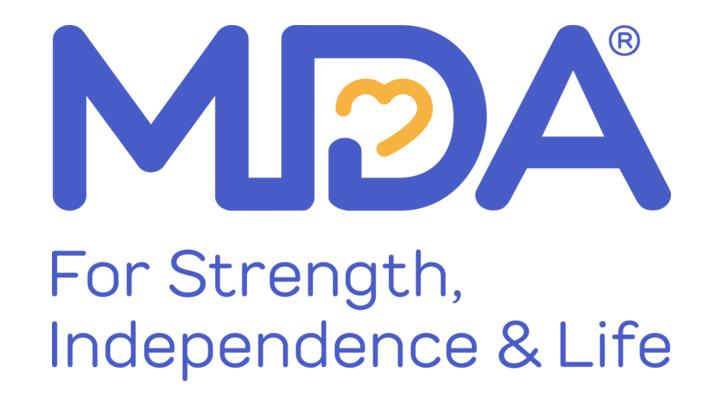 Muscular Dystrophy Association Logo722x406