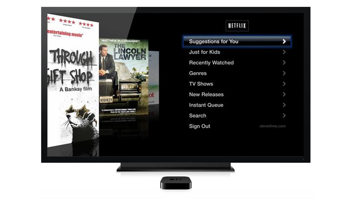 NetflixAppleTV