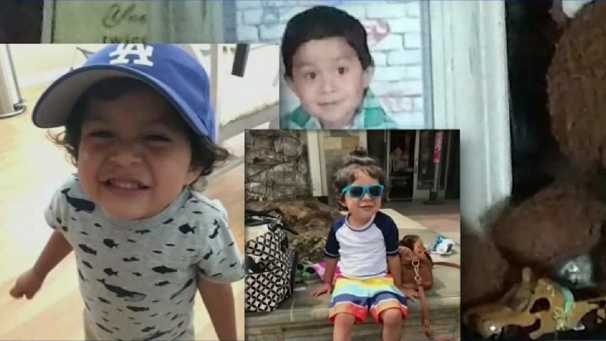 Four year old Noah Cuatro is pictured.