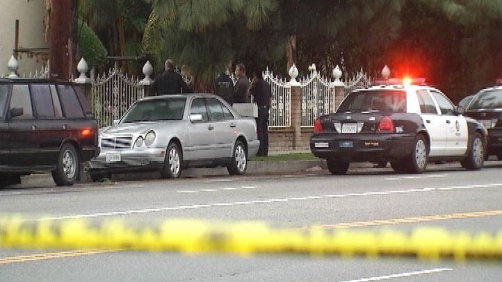 Northridge fatal shootings 01 exterior
