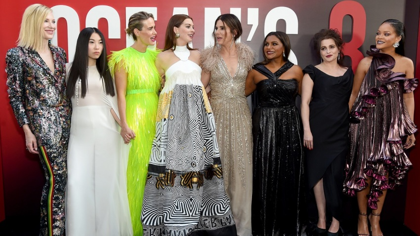 Ocean's 8 Tops Box Office