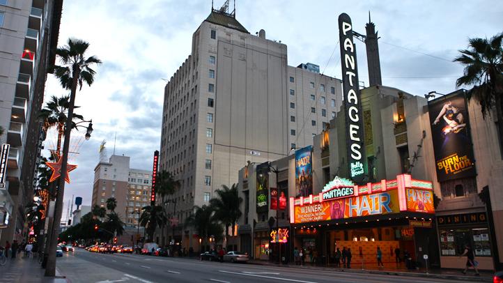 MILE 11: Pantages Theatre