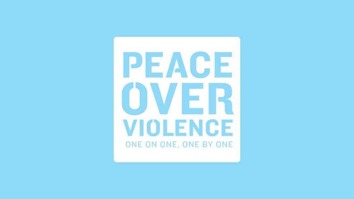 Peace Over Violence Logo