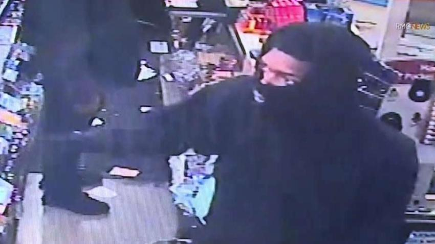 Robbers Hit Two Liquor Stores, Could Be Latest in Series of Robberies
