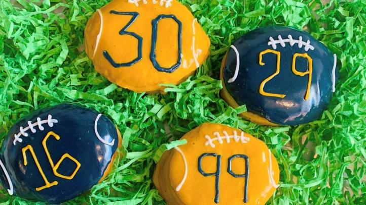 Rams Playoff Donut 1