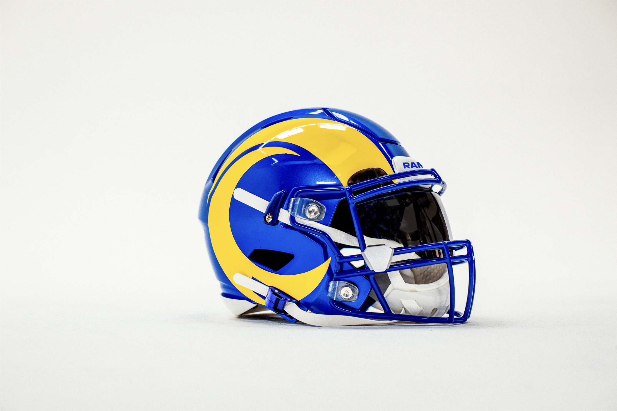 Images: Here Are the Los Angeles Rams' Vibrant New Uniforms – NBC ...