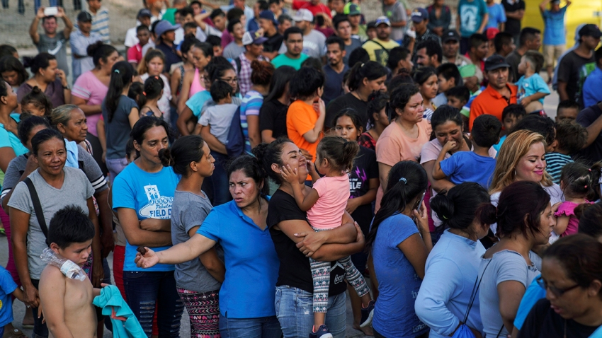 Immigration Remain in Mexico