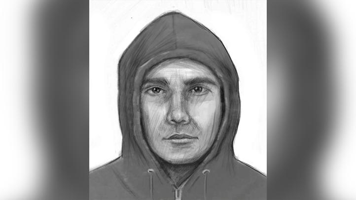 Sketch of Riverside Sexual Assault Suspect