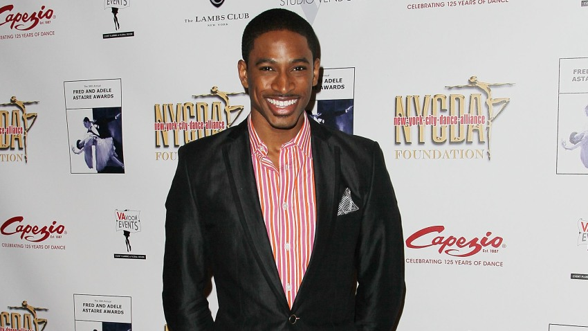 In this June 4, 2012, file photo, actor Robert Hartwell attends the 2012 Fred and Adele Astaire Awards at the NYU Skirball Center in New York City.