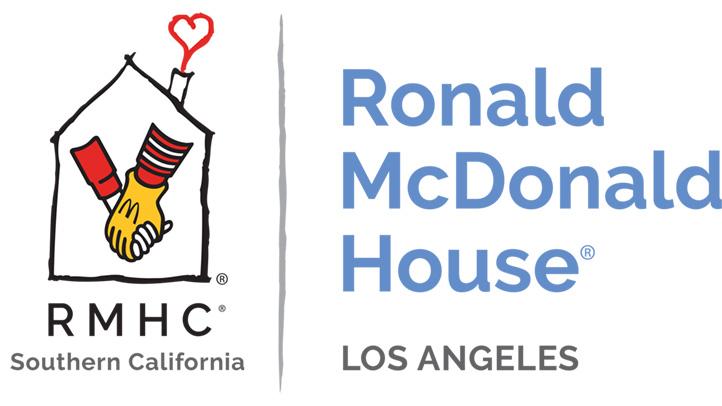 Ronald McDonald House Los Angeles Logo