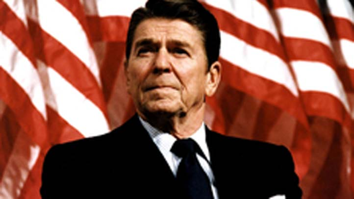 Ronald Reagan cropped