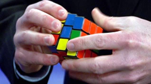 RubiksHands