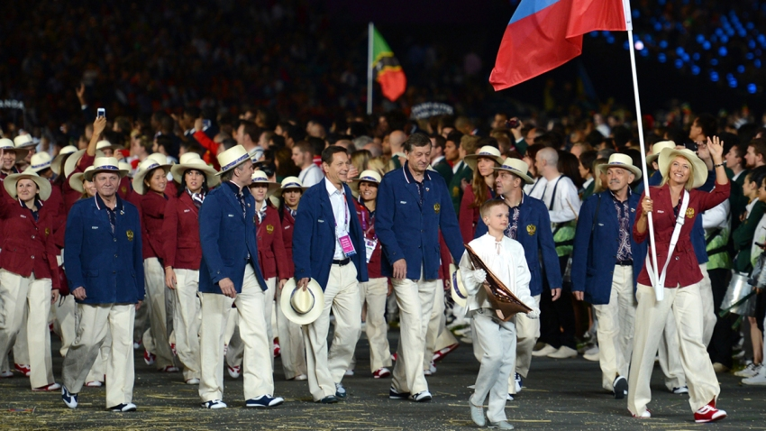 Russia Doping Ban