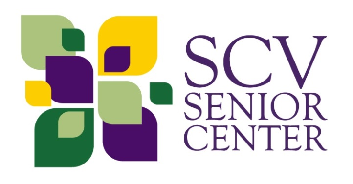 SCVC Senior Center Logo
