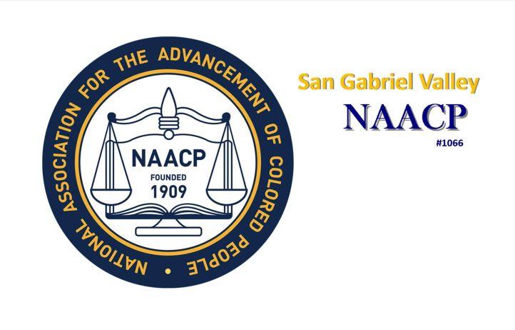 SGV NAACP Logo