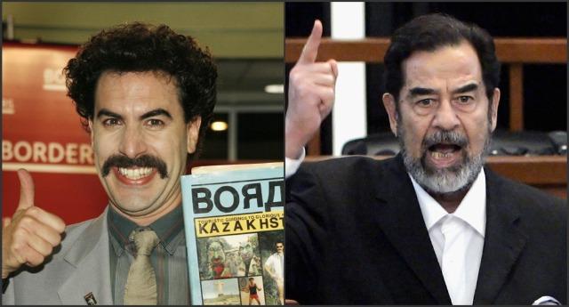 Saddam and Cohen