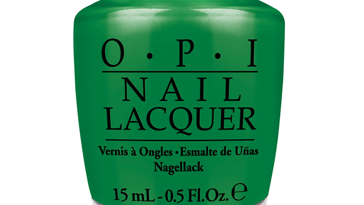 Sandy Hook Green OPI