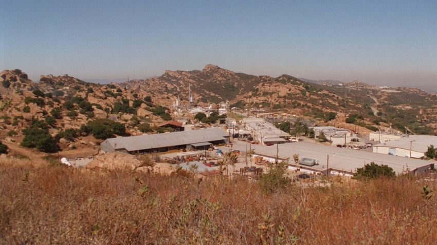 Santa Susana Field Laboratory September 2019