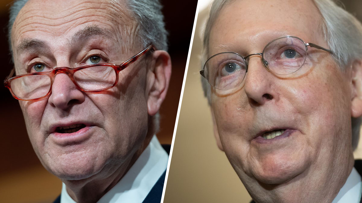 Schumer: Emails Show Why Senate GOP Needs to Allow Impeachment Witnesses 1