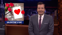 'Tonight': News Smash Valentine's Day, Folding Phone, NH Primary