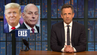 'Late Night': A Closer Look at John Kelly Speaking Out